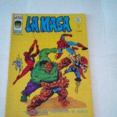 Cómics: LA MASA - VOLUMEN 3 - NUMERO 24 - VERTICE - MUY BUEN ESTADO - NUEVO - CJ 107 - GORBAUD. Lote 219432592