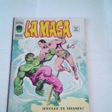 Cómics: LA MASA - VOLUMEN 3 - NUMERO 9 - VERTICE - MUY BUEN ESTADO - CJ 107 - GORBAUD. Lote 219433241