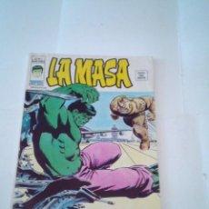 Cómics: LA MASA - VOLUMEN 3 - NUMERO 2 - VERTICE - MUY BUEN ESTADO - CJ 107 - GORBAUD. Lote 219433512