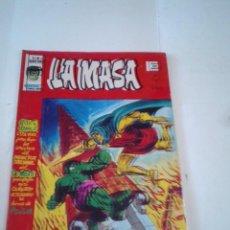 Cómics: LA MASA - VOLUMEN 3 - NUMERO 21 - VERTICE - BUEN ESTADO - CJ 107 - GORBAUD. Lote 219434041