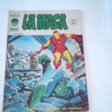 Cómics: LA MASA - VOLUMEN 3 - NUMERO 15 - VERTICE - CJ 107 - GORBAUD. Lote 219434450