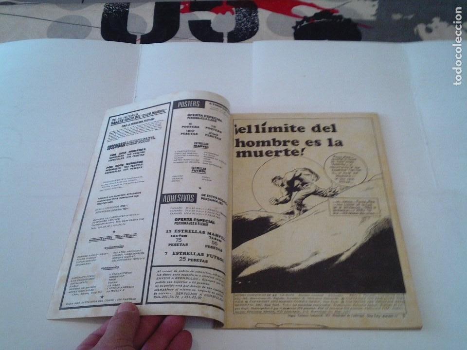 Cómics: LA MASA - VOLUMEN 3 - NUMERO 22 - VERTICE - CJ 107 - GORBAUD - Foto 2 - 219434646