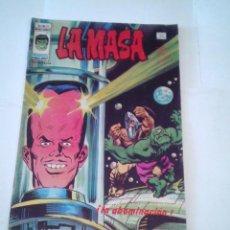 Cómics: LA MASA - VOLUMEN 3 - NUMERO 27 - VERTICE - CJ 107 - GORBAUD. Lote 219437906