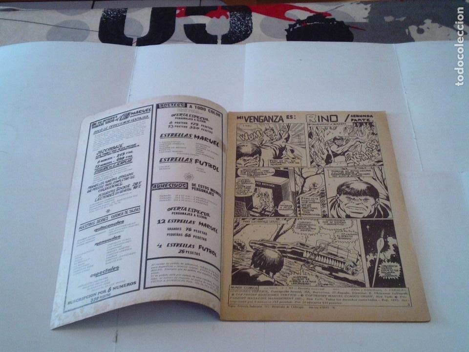 Cómics: LA MASA - VOLUMEN 3 - NUMERO 27 - VERTICE - CJ 107 - GORBAUD - Foto 2 - 219437906