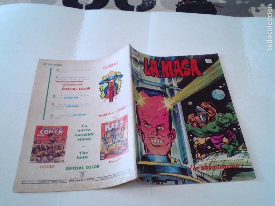 Cómics: LA MASA - VOLUMEN 3 - NUMERO 27 - VERTICE - CJ 107 - GORBAUD - Foto 5 - 219437906