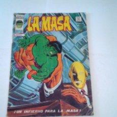 Cómics: LA MASA - VOLUMEN 3 - NUMERO 25 - VERTICE - CJ 107 - GORBAUD. Lote 219437990