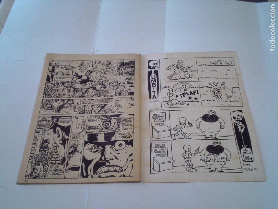 Cómics: LA MASA - VOLUMEN 3 - NUMERO 25 - VERTICE - CJ 107 - GORBAUD - Foto 4 - 219437990