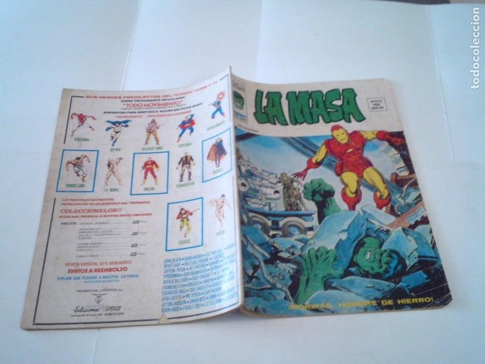 Cómics: LA MASA - VOLUMEN 3 - NUMERO 15 - VERTICE - CJ 107 - GORBAUD - Foto 5 - 219434450