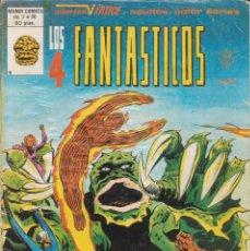 Cómics: CÓMIC LOS 4 FANTÁSTICOS Nº 30 VOL.3 ED. VÉRTICE / MARVEL COLOR. Lote 219592085