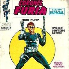 Cómics: CORONEL FURIA VOLUMEN 1 Nº 1, VERTICE. Lote 219593183