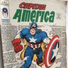 Cómics: CAPITAN AMERICA- EL ORIGEN DEL CAPITAN AMERICA. Lote 219630595