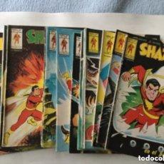 Cómics: SHAZAM- COLECCIÓN COMPLETA 16 EJEMPLARES - MUY BIEN CONSERVADOS. Lote 219631847