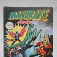 Cómics: MANDRAKE Nº 3 COMICS ART VERTICE. Lote 219686666