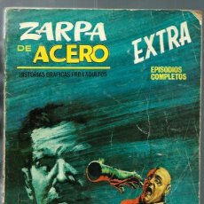 Cómics: ZARPA DE ACERO EXTRA Nº 2 - VERTICE 1967 - INCOMPLETO, VER DESCRIPCION. Lote 219727620