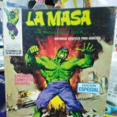 Cómics: LA MASA-¡FUEGO CONTRA LA MASA!EDICION ESPECIAL,MARVEL COMICS GROUP,1972,N°20. Lote 219818016