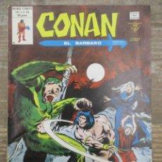 Cómics: CONAN EL BARBARO - V 2 - Nº 40 - VOLUMEN 2 - VERTICE. Lote 219829220