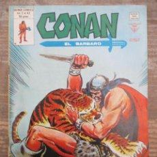 Cómics: CONAN EL BARBARO - V 2 - Nº 42 - VOLUMEN 2 - VERTICE. Lote 219829305