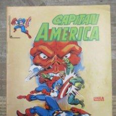 Cómics: CAPITAN AMERICA - Nº 4 - LINEA 83 - VERTICE. Lote 219833920