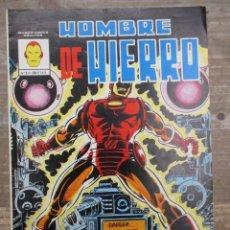 Cómics: HOMBRE DE HIERRO / IRON MAN / - Nº 3 / 81 - MUNDI COMICS - VERTICE. Lote 219834793