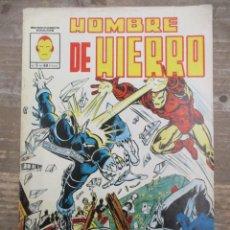 Cómics: HOMBRE DE HIERRO / IRON MAN / - Nº 5 / 81 - MUNDI COMICS - VERTICE. Lote 219834885