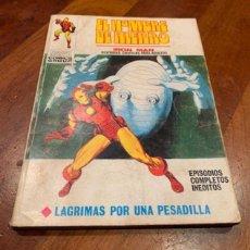 Cómics: EL HOMBRE DE HIERRO Nº 22 LAGRIMAS POR UNA PESADILLA, VERTICE, VOL.1, BUEN ESTADO - FLA. Lote 219848713
