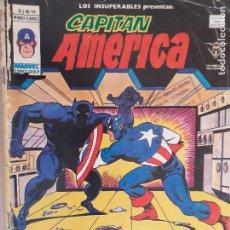 Comics : CAPITÁN AMÉRICA. MUNDI COMICS VOL.3 Nº 19. EDTA VÉRTICE 1976. Lote 219873467