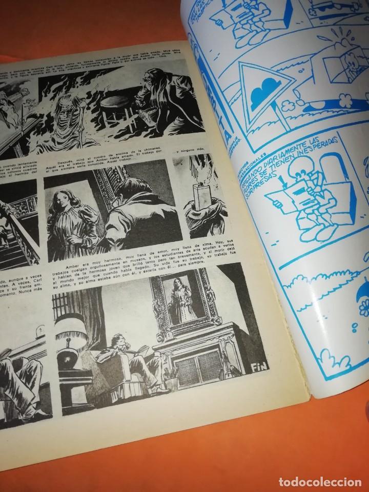 Cómics: LA TUMBA DE DRACULA.VOLUMEN 1. Nº 3. VERTICE. - Foto 5 - 219885218