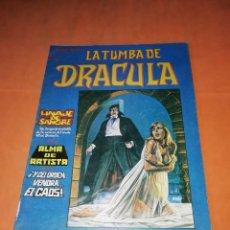 Cómics: LA TUMBA DE DRACULA.VOLUMEN 1. Nº 3. VERTICE.. Lote 219885218