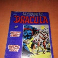 Cómics: LA TUMBA DE DRACULA.VOLUMEN 2. Nº 2. VERTICE.. Lote 219886868