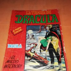 Cómics: LA TUMBA DE DRACULA. VOLUMEN 2. Nº 1. VERTICE.. Lote 219887441