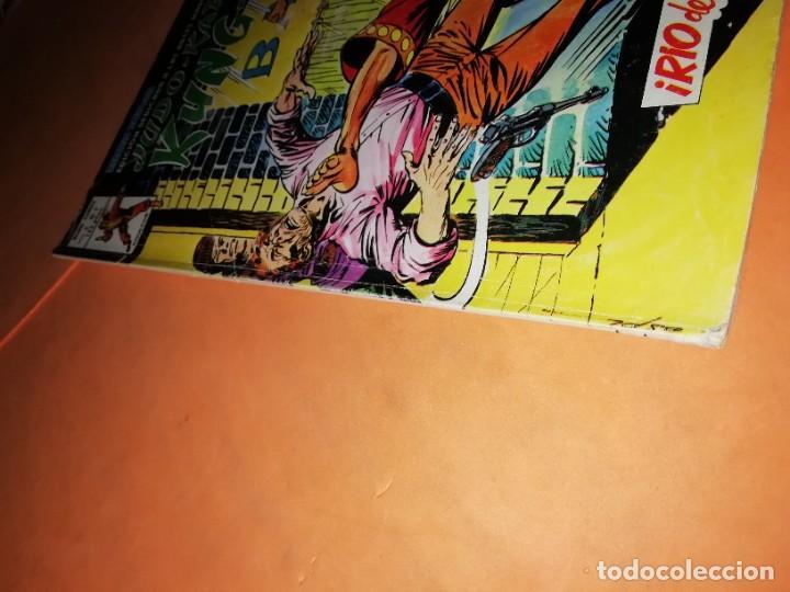 Cómics: JUDO-KARATE-KUNG-FU. RIO DE MUERTE. VOLUMEN 2 -Nº 3. VERTICE. - Foto 3 - 219895060