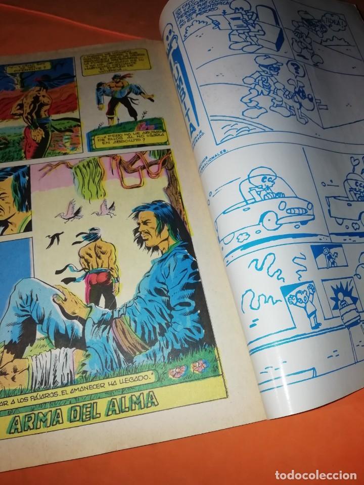 Cómics: JUDO-KARATE-KUNG-FU. ANTRO DE LOS PERDIDOS. VOLUMEN 2 -Nº 1. VERTICE. - Foto 4 - 219896430