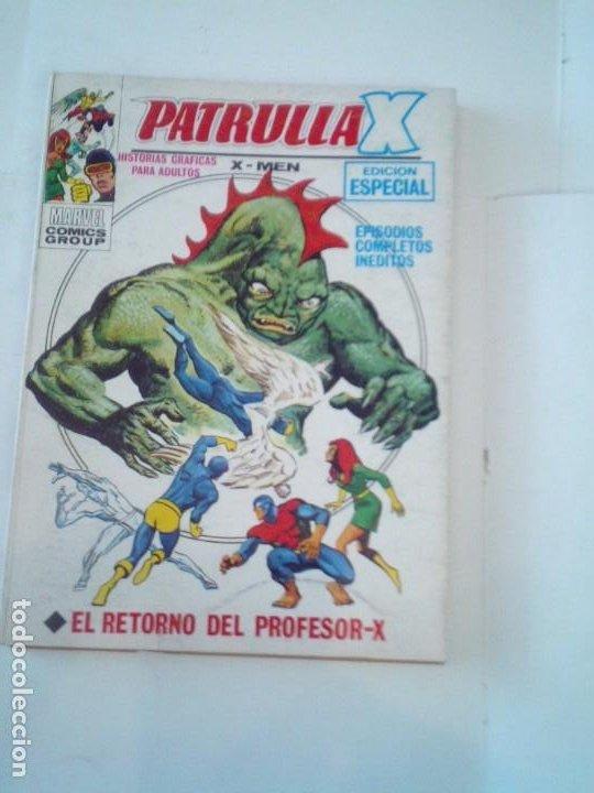 PATRULLA X - VOLUMEN 1 - NUMERO 30 - 1ª EDICION - VERTICE - MUY BUEN ESTADO - IMPECABLE - CJ 107 (Tebeos y Comics - Vértice - Patrulla X)