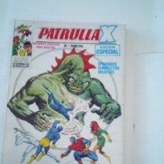 Cómics: PATRULLA X - VOLUMEN 1 - NUMERO 30 - 1ª EDICION - VERTICE - MUY BUEN ESTADO - IMPECABLE - CJ 107. Lote 220170826