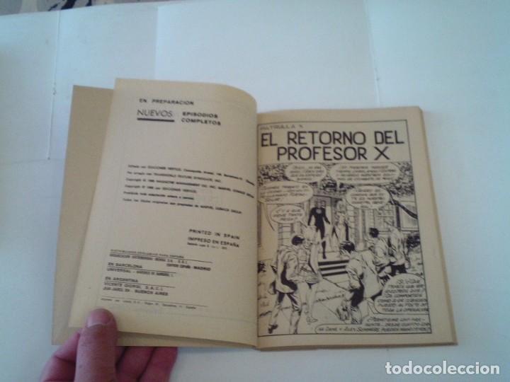 Cómics: PATRULLA X - VOLUMEN 1 - NUMERO 30 - 1ª EDICION - VERTICE - MUY BUEN ESTADO - IMPECABLE - CJ 107 - Foto 3 - 220170826