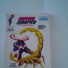 Cómics: CAPITAN AMERICA- VOLUMEN 1 - NUMERO 9 - 1ª EDICION - VERTICE - MUY BUEN ESTADO - IMPECABLE - CJ 107. Lote 220171157