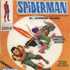Cómics: SPIDERMAN VOL.1 Nº 15 - VÉRTICE. INCOMPLETO.. Lote 220184363
