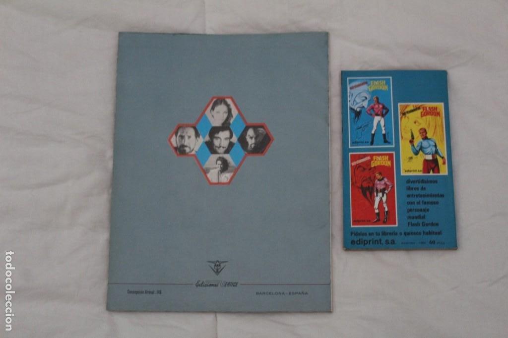 Cómics: ALBUM FOTOGRAMAS FLASH GORDON. SUPREMACIA ESPACIAL. (1980). - Foto 2 - 209140503
