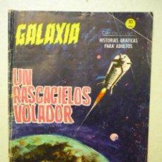 Comics : GALAXIA - HISTORIAS GRAFICAS Nº 15 - UN RASCACIELOS VOLADOR - VERTICE 1966. Lote 220267296