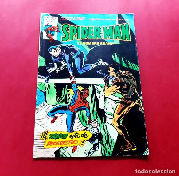 SPIDERMAN V 3 Nº 67 (Tebeos y Comics - Vértice - V.3)