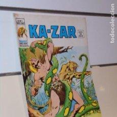 Cómics: KA-ZAR VOL. 2 Nº 5 EL DIOS DIABLO DE SYLITHA - MUNDI-COMICS VERTICE. Lote 220413376