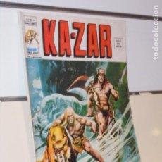 Cómics: KA-ZAR VOL. 2 Nº 6 EL CRANEO DEL HOMBRE LAGARTO - MUNDI-COMICS VERTICE. Lote 220413922