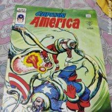 Cómics: CAPITÁN AMÉRICA PUNTO CRUCIAL. Lote 220432523