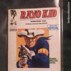 Cómics: RAYO KID VOL 1 N 2 VÉRTICE ( MB/EX). Lote 220478565