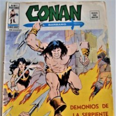 Cómics: CONAN V. 2 Nº 17 - MUNDI COMICS - MARVEL COMICS GROUP - AÑO 1974. Lote 220521632