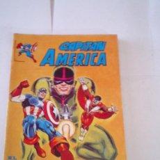 Cómics: CAPITAN AMERICA - COMPLETA - VERTICE - SURCO - BUEN ESTADO - GORBAUD. Lote 220548235