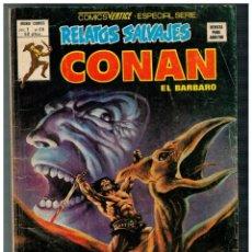 Cómics: RELATOS SALVAJES V.1 Nº 68 -CONAN-. Lote 220599485