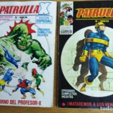 Cómics: PATRULLA X: EL RETORNODEL PROFESOR X Y MATAREMOS A LOS VENGADORES. Lote 220620223