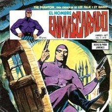 Cómics: EL HOMBRE ENMASCARADO, VERTICE VOL. 2 , Nº 9. Lote 220622156