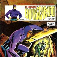 Cómics: EL HOMBRE ENMASCARADO, VERTICE VOL. 2 , Nº 4. Lote 220622208